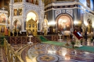 День памяти святой великомученицы Варвары, кафедральный соборный Храм Христа Спасителя - 17 декабря 2015 года